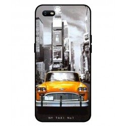 Durable New York Cover For Oppo A1k
