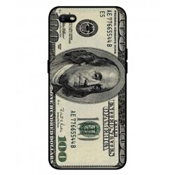 Durable 100 Dollar Note Cover For Oppo A1k