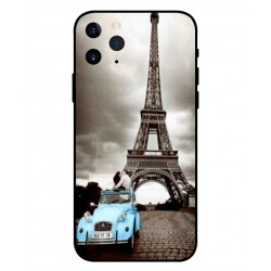 Durable Paris Eiffel Tower Cover For iPhone 11 Pro Max