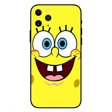 Durable SpongeBob Cover For iPhone 11 Pro Max