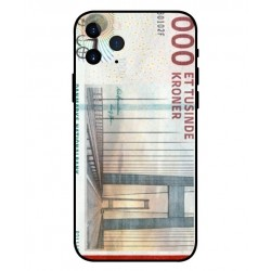1000 Danish Kroner Note Cover For iPhone 11 Pro Max