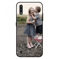 Customized Cover For Samsung Galaxy A01