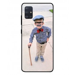Customized Cover For Samsung Galaxy A51