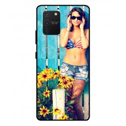 Customized Cover For Samsung Galaxy S10 Lite