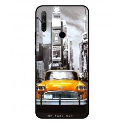 New York Cover Til Huawei Honor 9x
