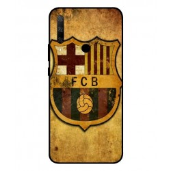 FC Barcelona Cover Til Huawei Honor 9x