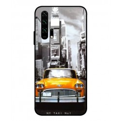Durable New York Cover For Huawei Honor 20 Pro