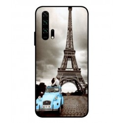 Durable Paris Eiffel Tower Cover For Huawei Honor 20 Pro
