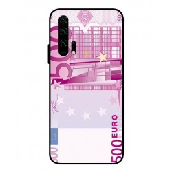 Durable 500 Euro Note Cover For Huawei Honor 20 Pro