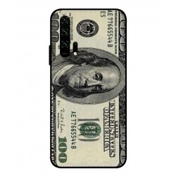Durable 100 Dollar Note Cover For Huawei Honor 20 Pro