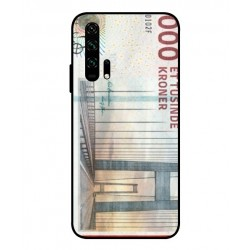 1000 Danish Kroner Note Cover For Huawei Honor 20 Pro