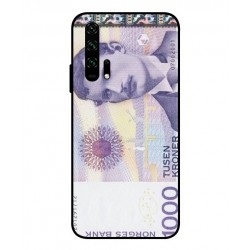1000 Norwegian Kroner Note Cover For Huawei Honor 20 Pro