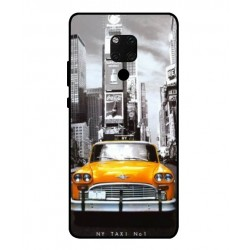Durable New York Cover For Huawei Mate 20 X 5G