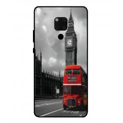 Durable London Cover For Huawei Mate 20 X 5G