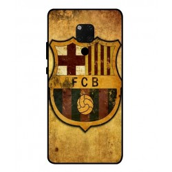 Durable FC Barcelona Cover For Huawei Mate 20 X 5G
