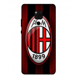 Durable AC Milan Cover For Huawei Mate 20 X 5G