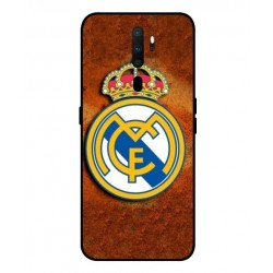 Durable Real Madrid Cover For Oppo A9 2020