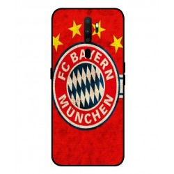 Durable Bayern De Munich Cover For Oppo A9 2020