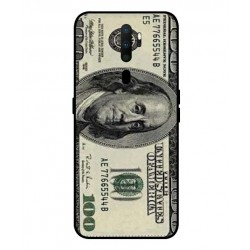 Durable 100 Dollar Note Cover For Oppo A9 2020