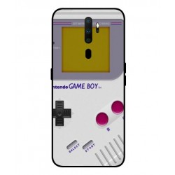 Durable GameBoy Cover For Oppo A9 2020