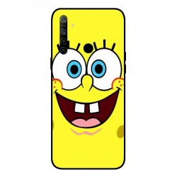 Durable SpongeBob Cover For Oppo Realme 5i