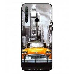 Durable New York Cover For Oppo Realme 5i