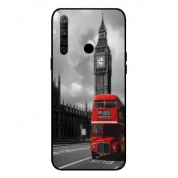 Durable London Cover For Oppo Realme 5i