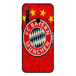 Durable Bayern De Munich Cover For Oppo Realme 5i