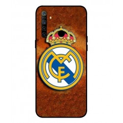 Durable Real Madrid Cover For Oppo Realme 5i