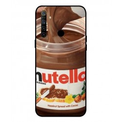 Durable Nutella Cover For Oppo Realme 5i