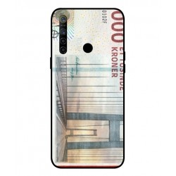 1000 Danish Kroner Note Cover For Oppo Realme 5i
