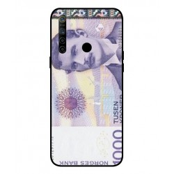 1000 Norwegian Kroner Note Cover For Oppo Realme 5i