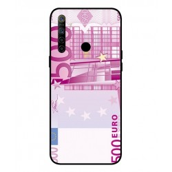 Durable 500 Euro Note Cover For Oppo Realme 5i