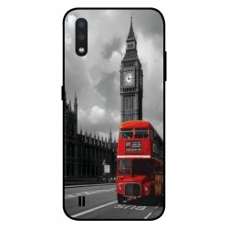 Durable London Cover For Samsung Galaxy A01