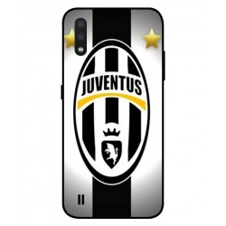 Durable Juventus Cover For Samsung Galaxy A01