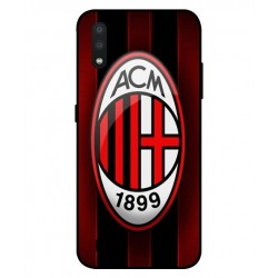 Durable AC Milan Cover For Samsung Galaxy A01