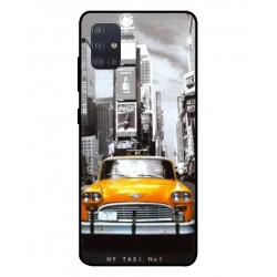 Durable New York Cover For Samsung Galaxy A51