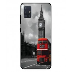 Durable London Cover For Samsung Galaxy A51