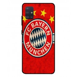 Durable Bayern De Munich Cover For Samsung Galaxy A51