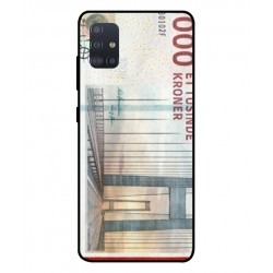 1000 Danish Kroner Note Cover For Samsung Galaxy A51