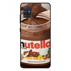 Durable Nutella Cover For Samsung Galaxy A51