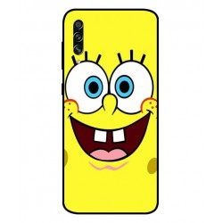 Durable SpongeBob Cover For Samsung Galaxy A70s