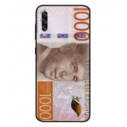 Durable 1000Kr Sweden Note Cover For Samsung Galaxy A70s