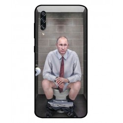 Durable Vladimir Putin On The Toilet Cover For Samsung Galaxy A70s