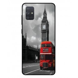 Durable London Cover For Samsung Galaxy A71