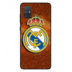 Durable Real Madrid Cover For Samsung Galaxy A71