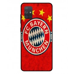 Durable Bayern De Munich Cover For Samsung Galaxy A71
