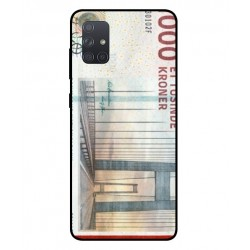 1000 Danish Kroner Note Cover For Samsung Galaxy A71