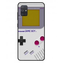 Durable GameBoy Cover For Samsung Galaxy A71