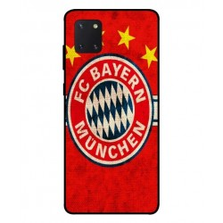 Durable Bayern De Munich Cover For Samsung Galaxy Note 10 Lite